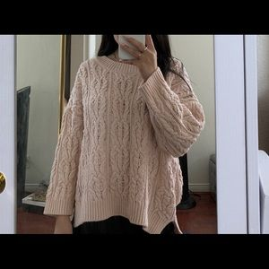 H&M Tops - H&M Knitted Sweater